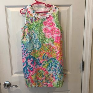 Lilly Pulitzer size 10 bright dress